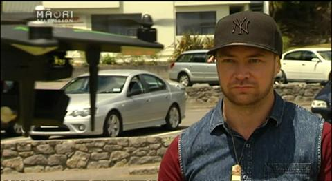 Video for Whakatāne lad moves beyond ordinary online selfie