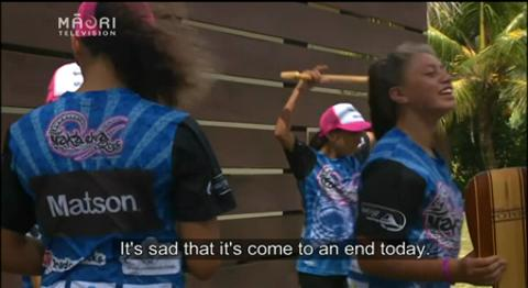 Video for Last of junior races held today at Vaka Eiva