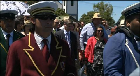 Video for Little aims to build Labour Party relationship with Rātana