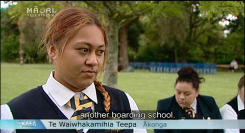 Video for Turakina Māori Girls College closure brings sadness for many