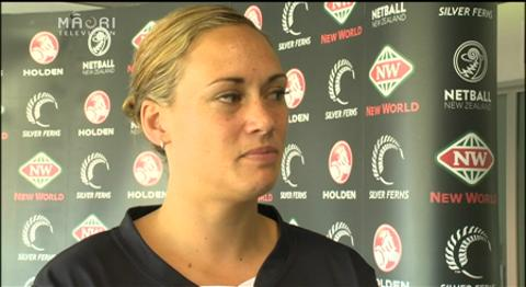 Video for Four Māori athletes named for 2016 Silver Ferns squad