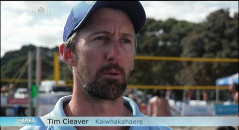 Video for Ōhope hosts first NZ Beach Volleyball circuit of the year