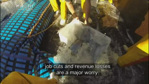 Video for Objections to Marine Protected Areas Act changes continue to mount