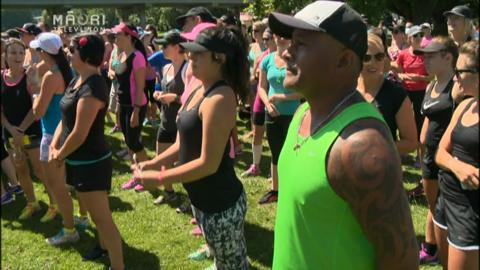 Video for Runners join forces for memorial run