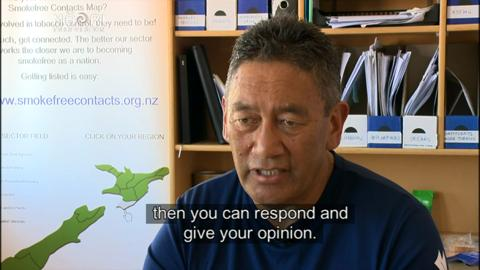 Video for Marae best place for TPPA debate says Harawira