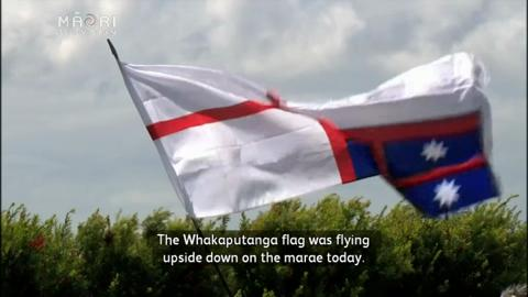 Video for Emotions may still flair despite PM not attending Waitangi