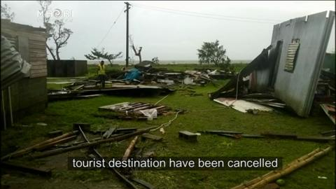 Video for Tropical Cyclone Winston devastates Fiji