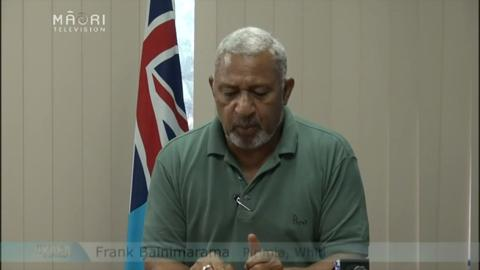 Video for Aid CEO asks New Zealanders to donate money to Fiji