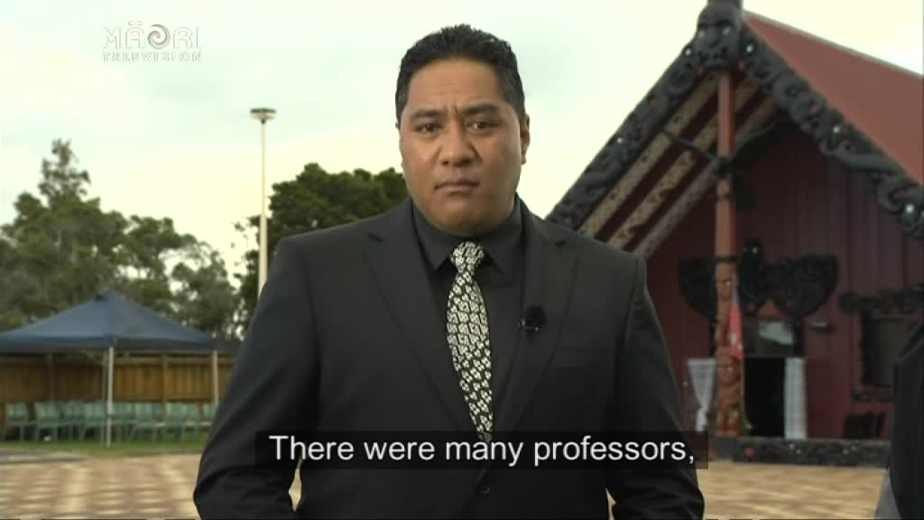 Video for The late Dr Ranginui Walker a respected academic