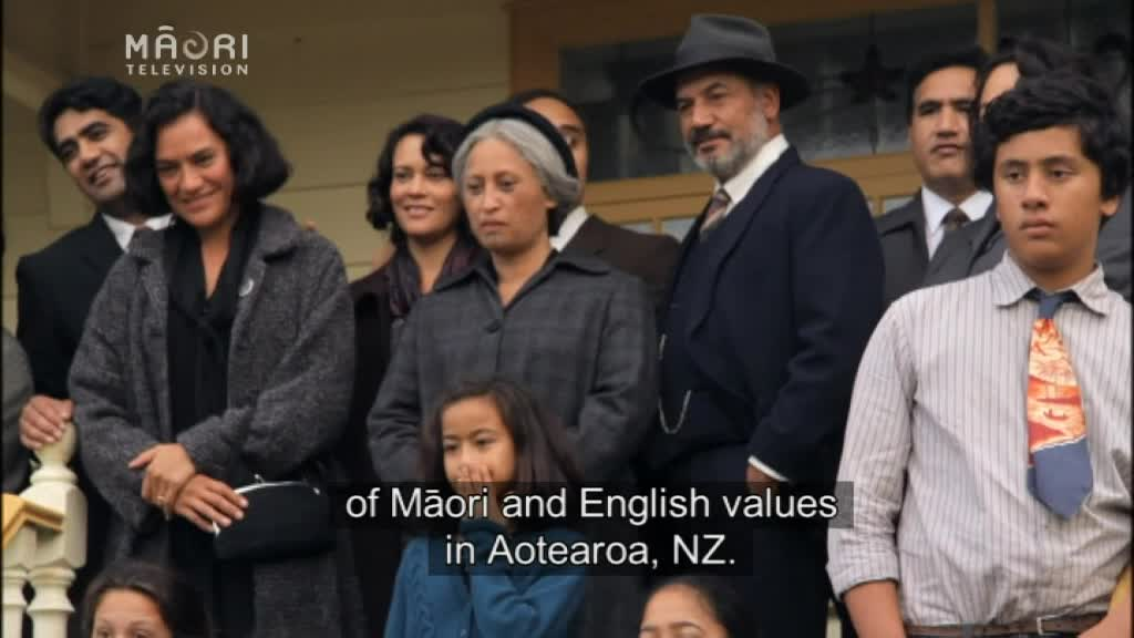 Video for Political past seals Ihimaera's writing career
