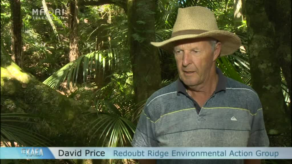 Video for Plea to save native bush from new highway
