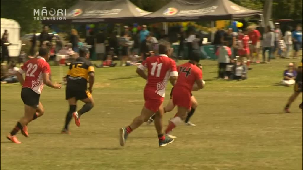 Video for Tipene and Te Aute restore traditional rivalry