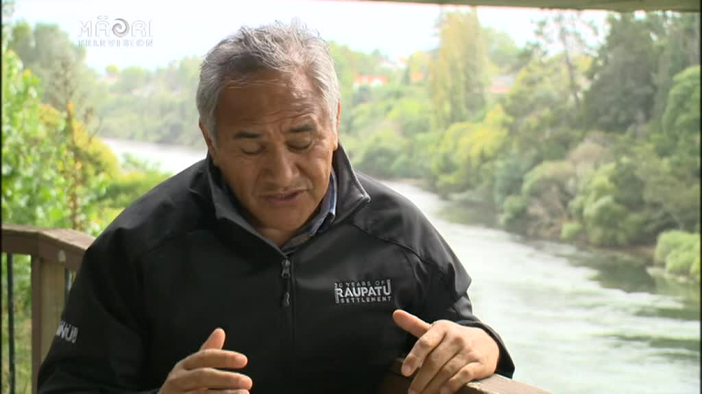 Video for Waikato waterways fail first assessment