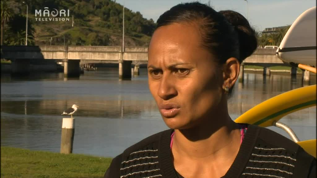 Video for Rivers less than ideal for Gisborne paddlers