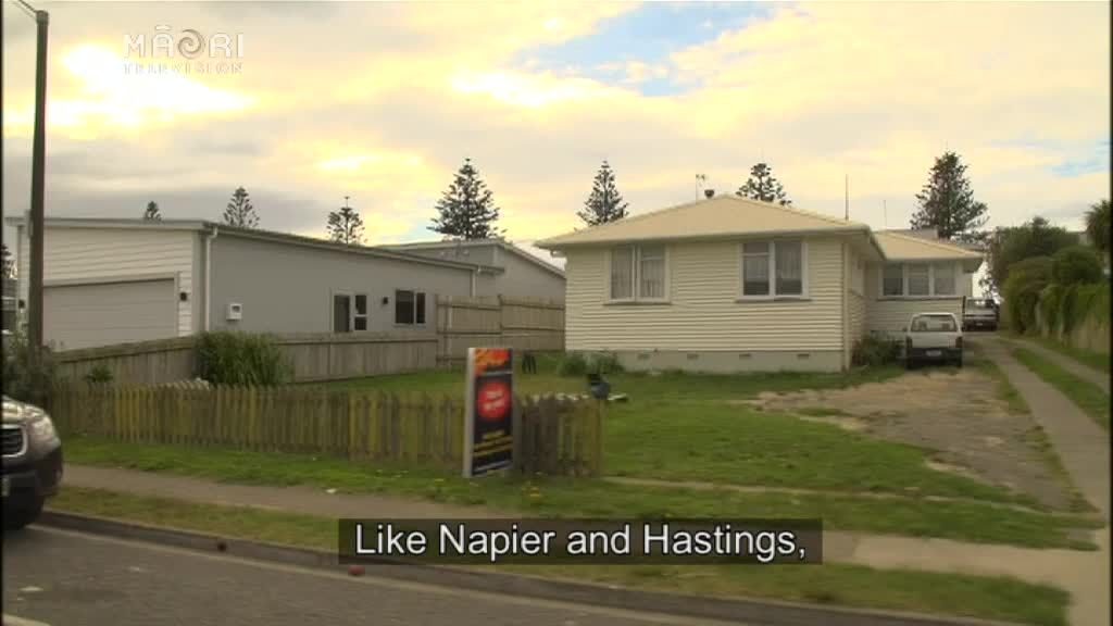 Video for House values rise in Te Ika a Māui region
