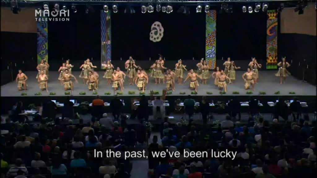Video for Tai Tokerau Kapa Haka lifts to another level