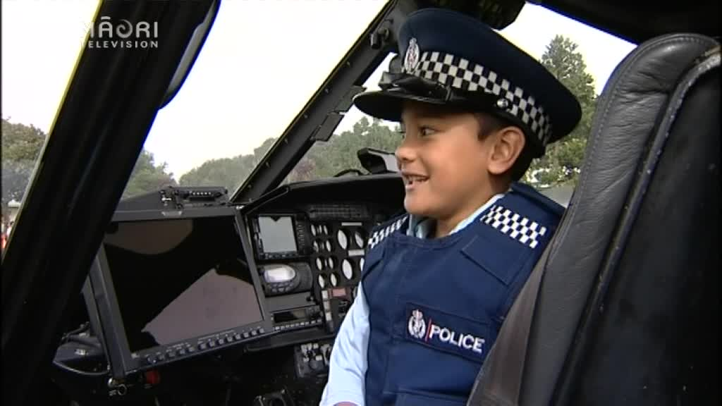 Video for Police Book aims to encourage future recruits