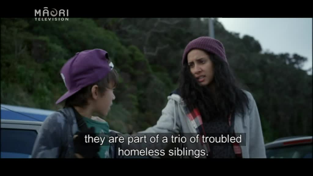 Video for Two Young Māori stars help feed needy children