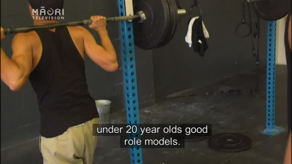 Video for CrossFit rehabilitates young men