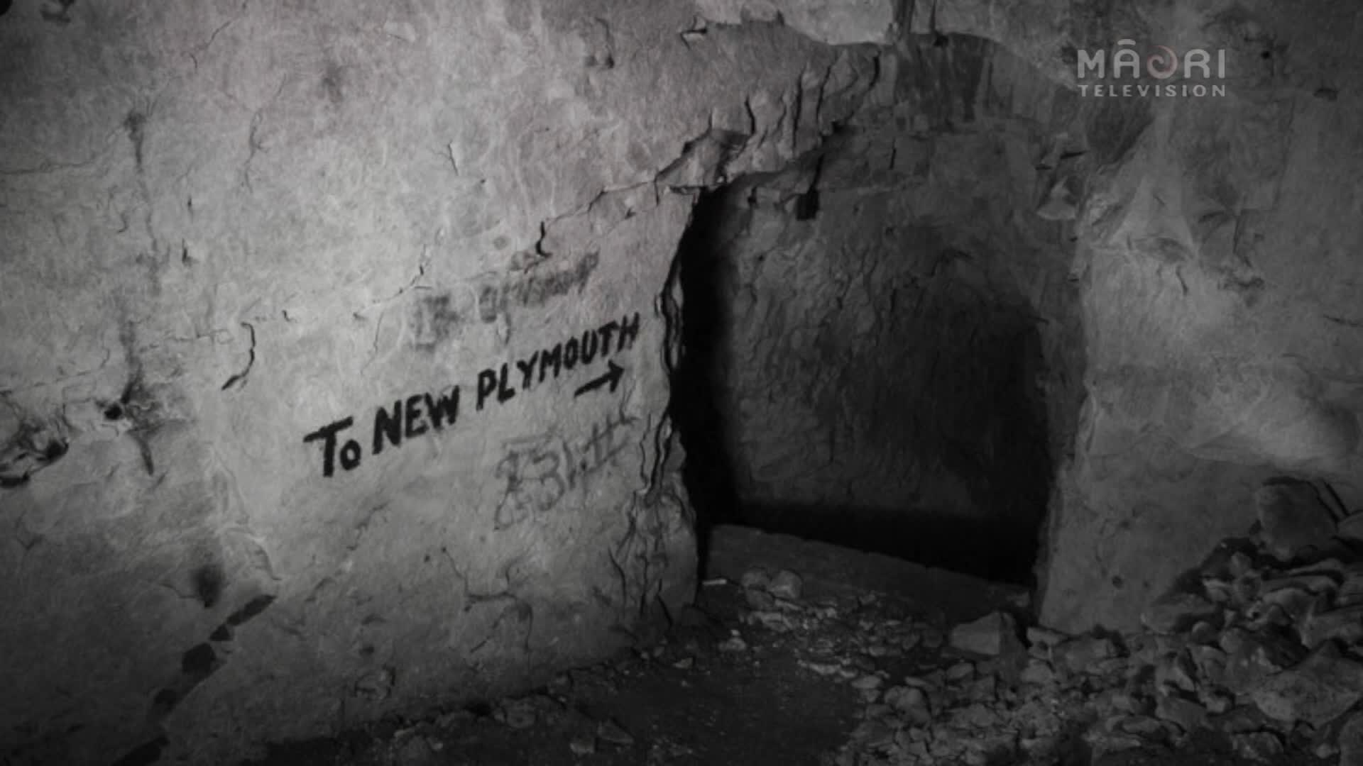 Video for NZ Post Courage & Commitment Series - Tunnels