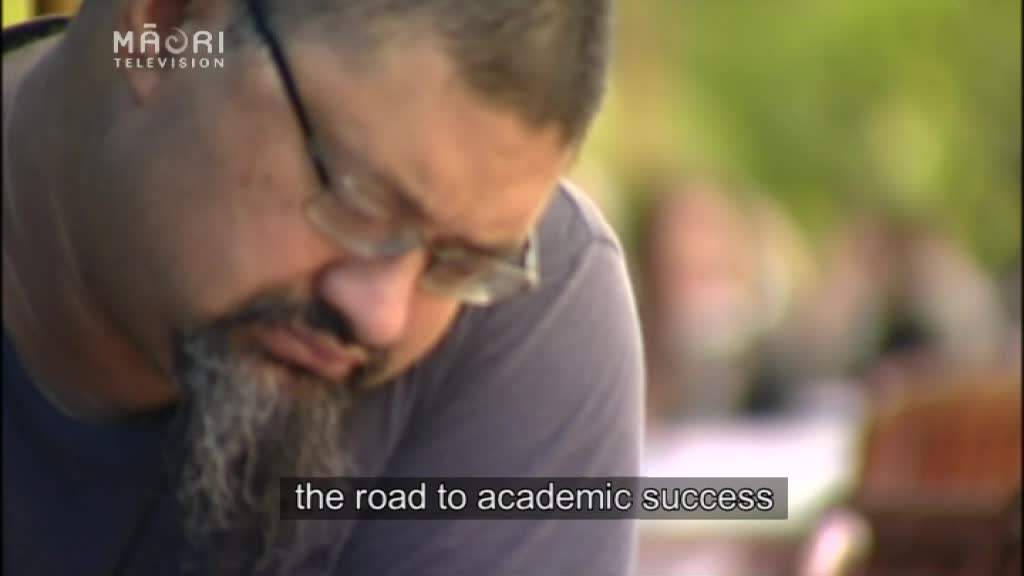 Video for  PhD graduation comes after lifetime of challenges