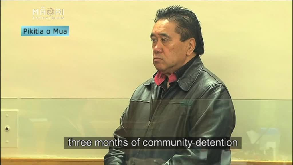 Video for Community detention and fines for Tau over hunting and possession of Kereru