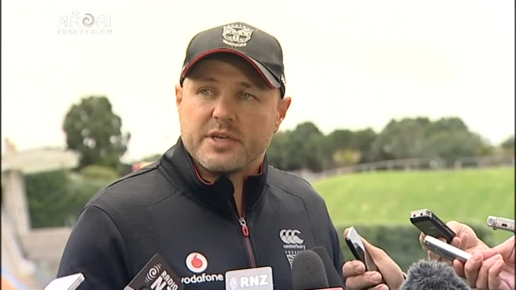 Video for Thompson excited to be back