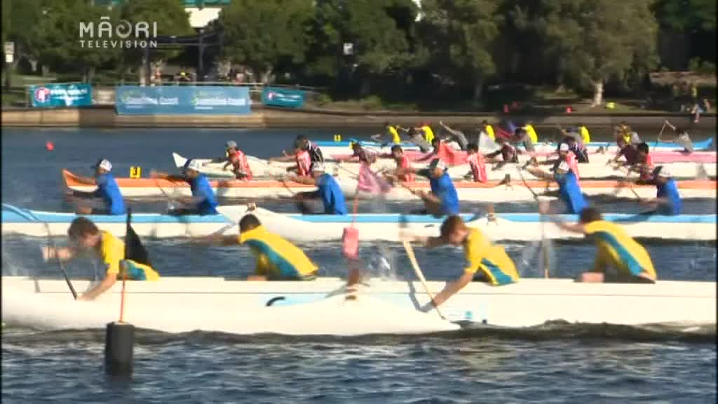 Video for 2016 Waka Ama Worlds - Finals 1000m and 1500m