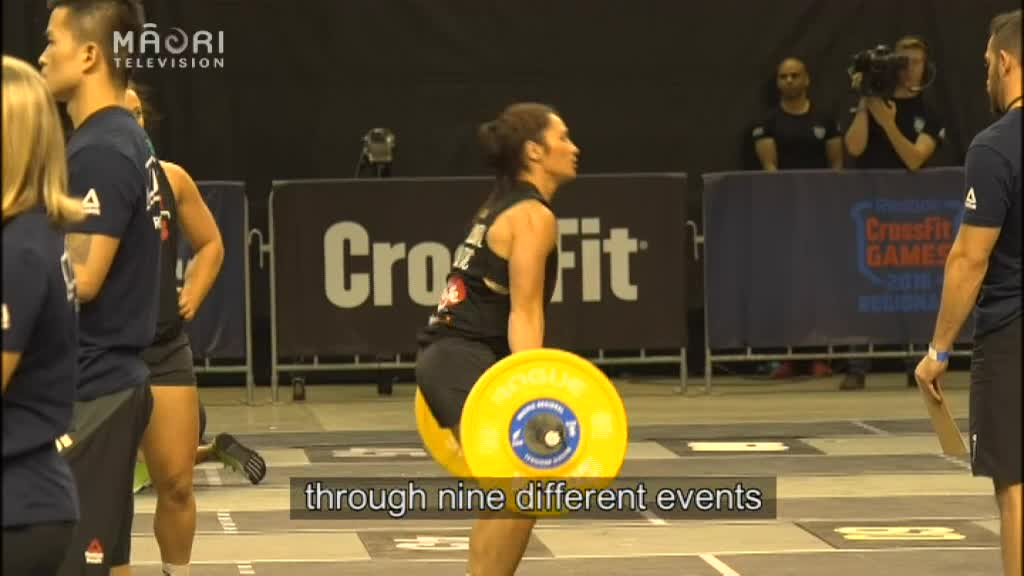 Video for Zaks Pack East Tamaki take out CrossFit Pacific Regional Competition