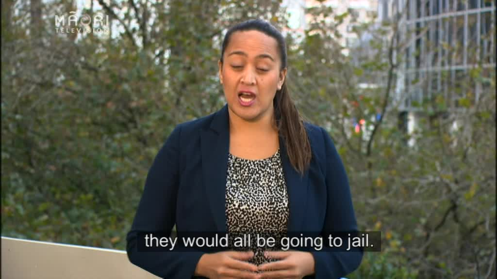 """Video for """"If they were Māori, they'd be going straight to jail,"""" says MP"""