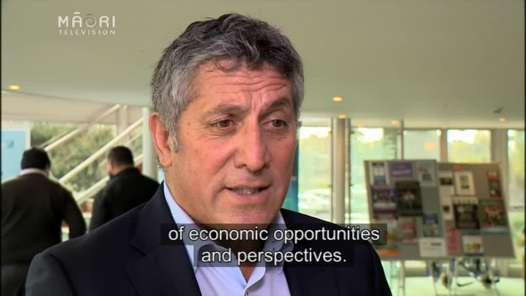 Video for Developing land to see economic growth in the Northland region