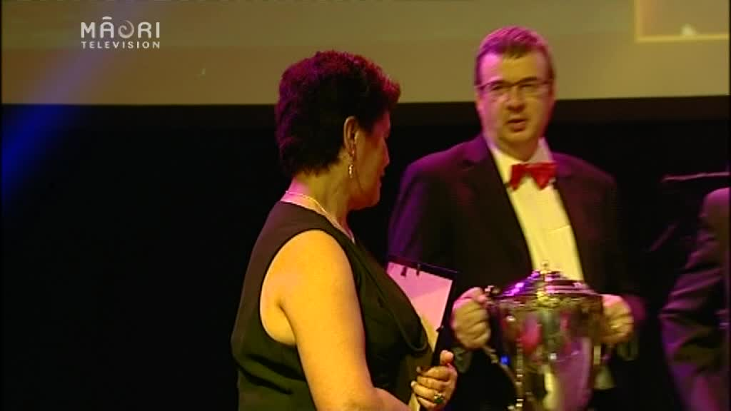 Video for Kathy Cross wins Inaugral Hutt Valley Sports Awards