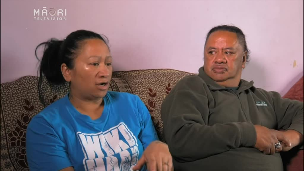 Video for Paeroa whānau dreading eviction and homelessness