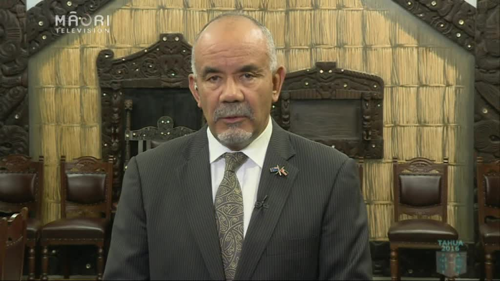 Video for Budget 2016 - Māori Development Minister Te Ururoa Flavell