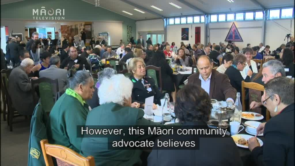 Video for Poverty still the focus despite Māori Party gains