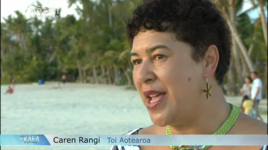 Video for Aotearoa culture a hit at Pacific Arts Festival in Guam