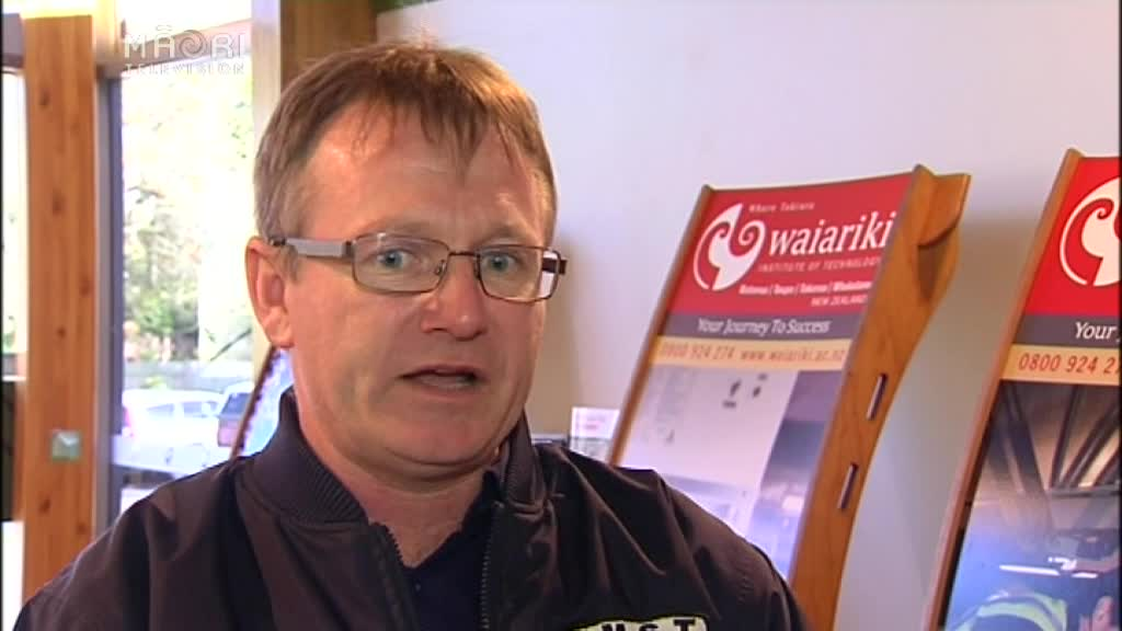 Video for Waiariki Charity House Project provides for Rotorua community
