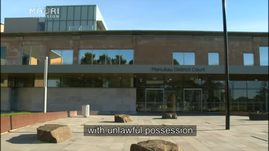 Video for Unlawful possession charge following death of toddler