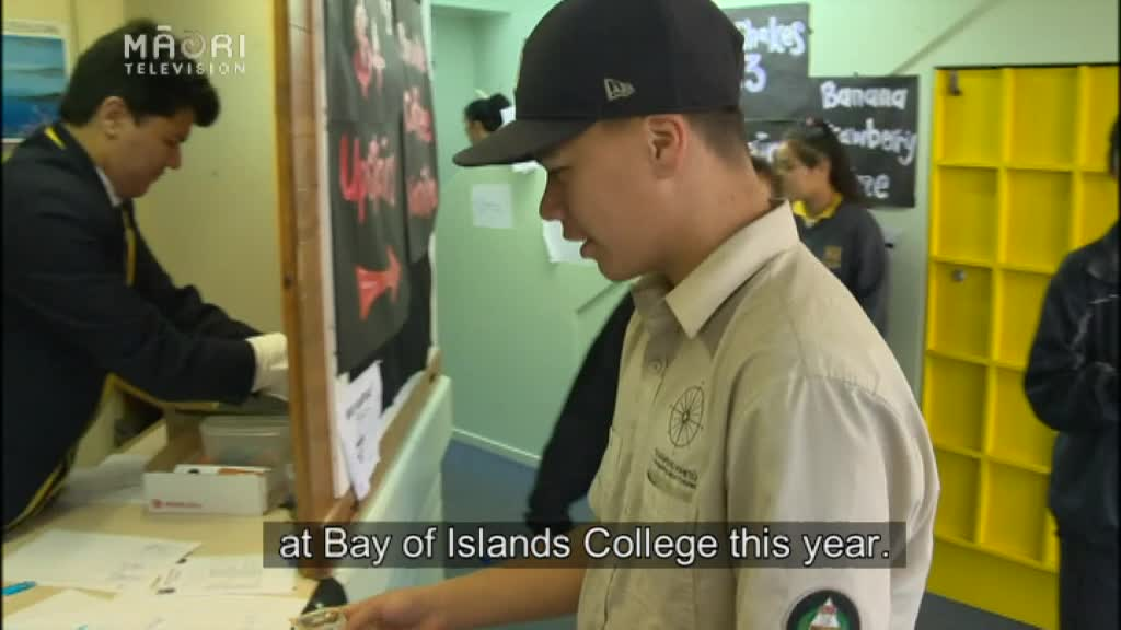 Video for Future leaders cultivated at Northland Manu Kōrero competition
