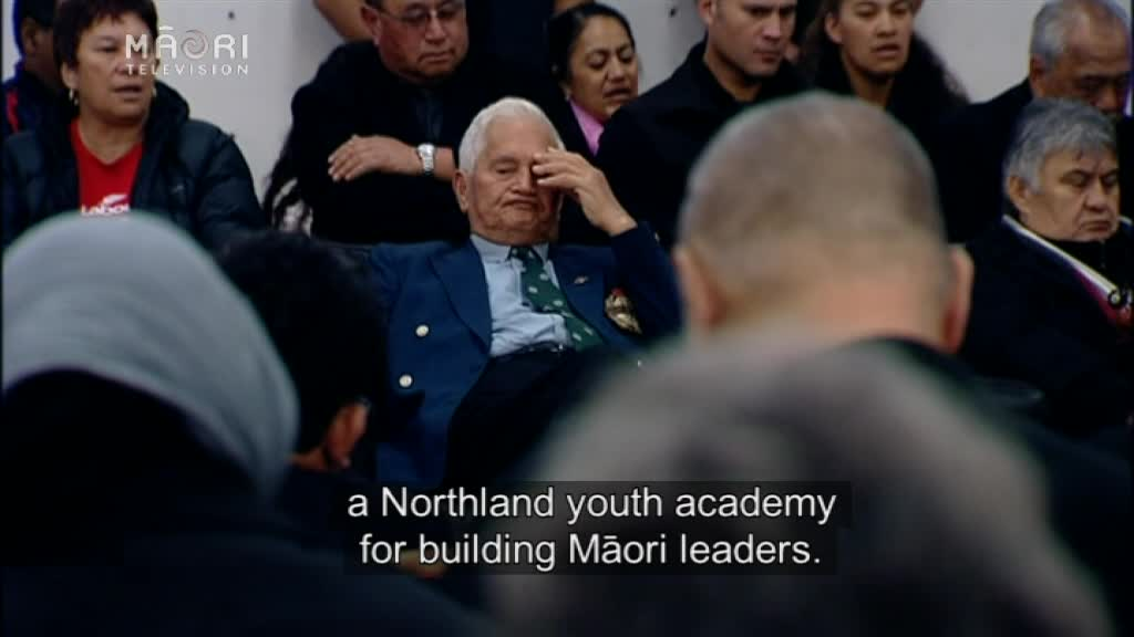 Video for Māori Battalion veteran Charlie Petera mourned