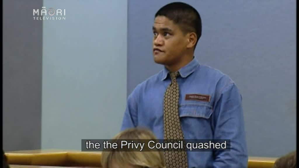 Video for Flavell questions Pora's payout