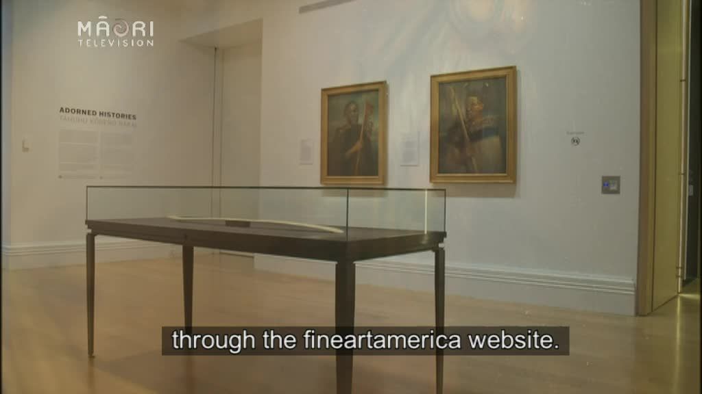 Video for Ancestral portrait products pulled from US site