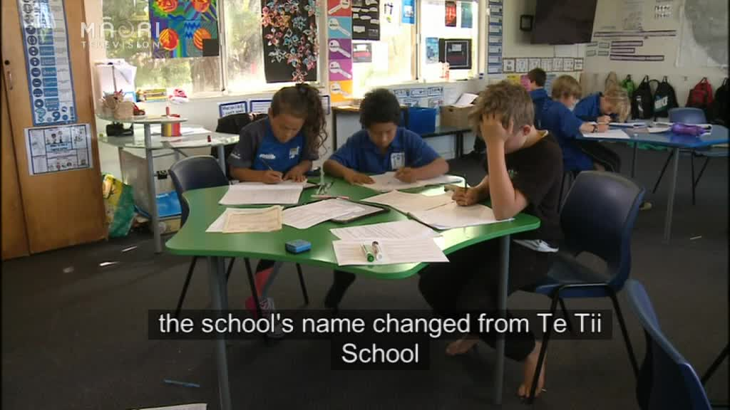Video for Northland school rises against all odds