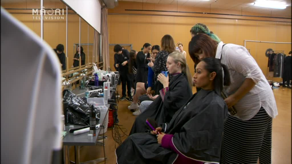 Video for Māori Designers take part in Miromoda Fashion Competition