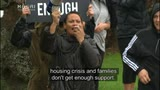Video for South Auckland joins nationwide rallies against child abuse