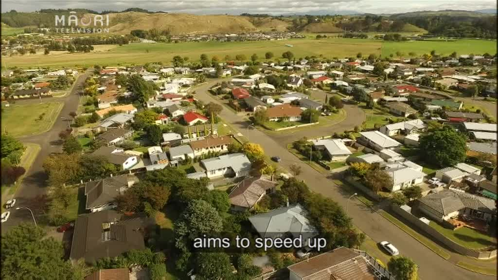 Video for Napier loses 96 state homes and miss out on housing crisis budget