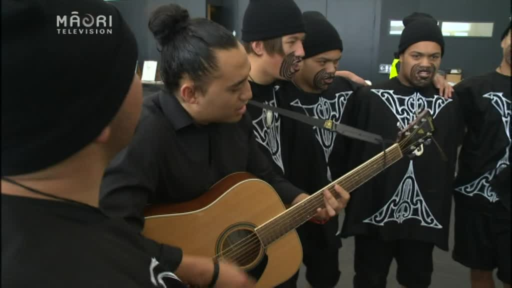 Video for Papakura High School debut on Super 12 stage