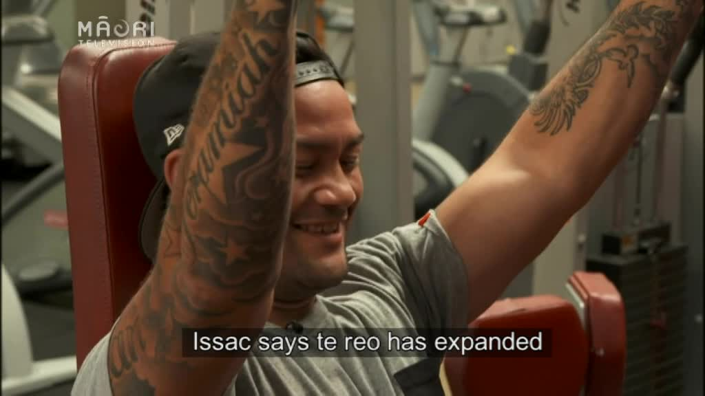Video for Isaac Luke's te reo journey