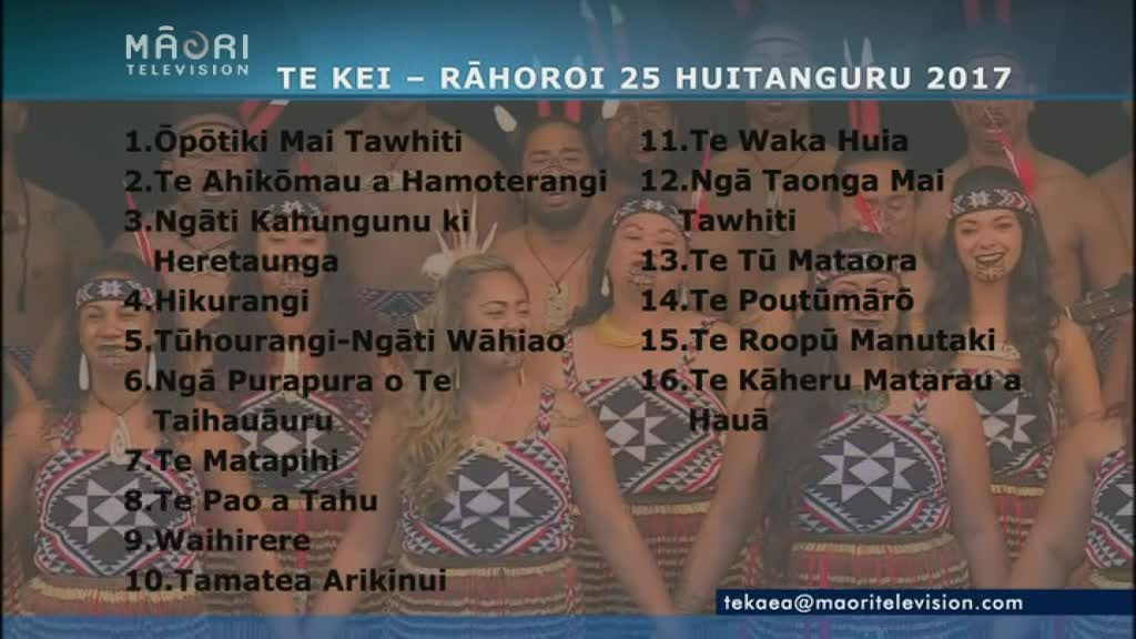 Video for Te Matatini performers not fazed by pool of death opinions