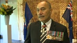 Video for War medals for New Zealand entertainers